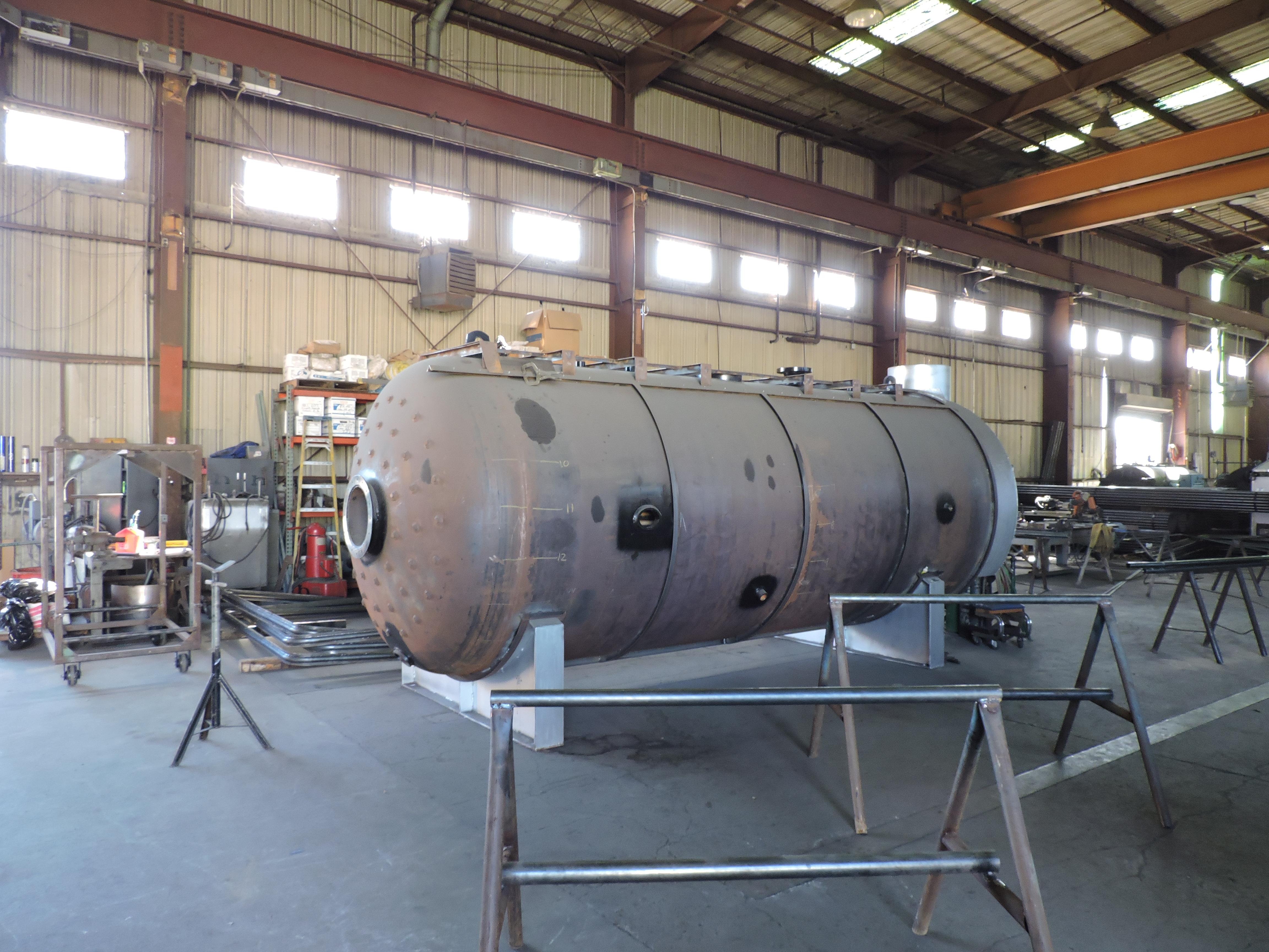 Scotch Marine Wetback Boiler