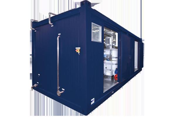 container-dampfanlagen