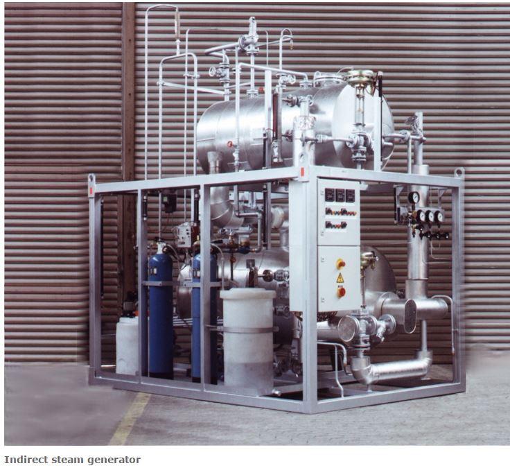 steam generator 1