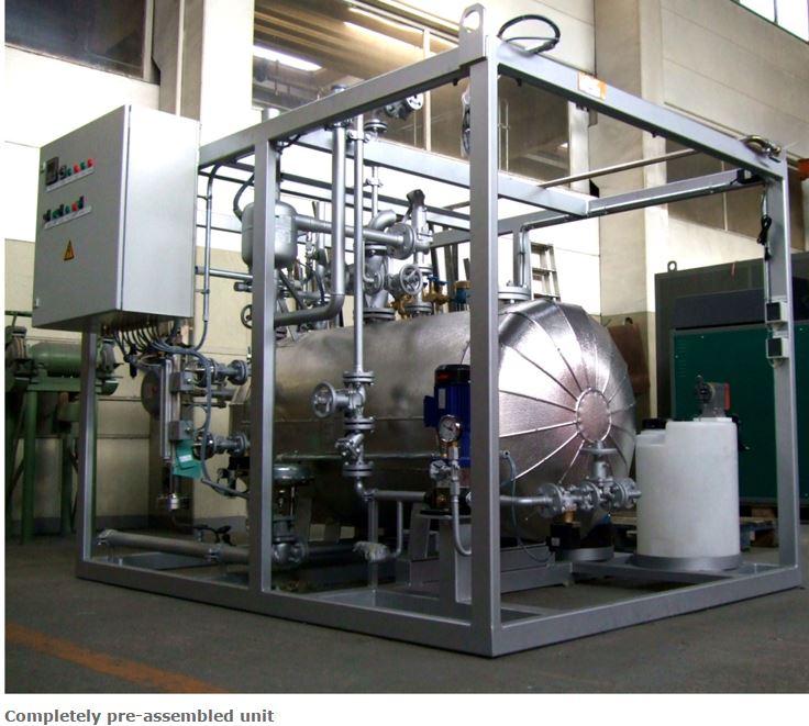 steam generator 2