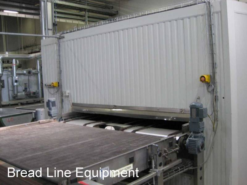 Bread Line Equipment for Industrial or Commercial Bakery