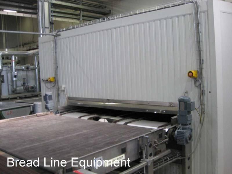 Kaak Bread line equipment 1