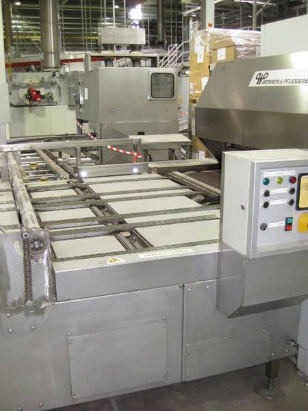 Kaak Bread line equipment 7