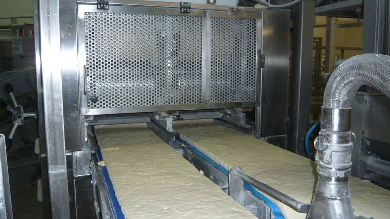 Industrial and Commercial Bakery Equipment